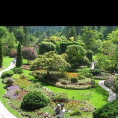 Bouchard Gardens On Pinterest Victoria Bc Canada Victoria British And Victoria