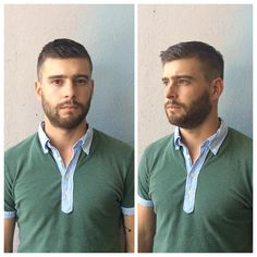 nice 30 Fresh Men's Short Haircuts for Round Faces - Belong to Yourself