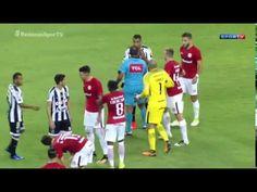 Elton do Ceará diz que sofreu agressões racistas do argentino do Interna...