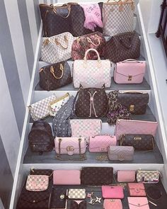 Collection to drool over 💕😍 Come join our Louis Vuitton community to buy, . Collection to drool over 💕😍 Come join our Louis Vuitton community to buy, sell, and chat about authentic Louis Vuitton! Luxury Purses, Luxury Bags, Luxury Handbags, Fashion Handbags, Fashion Bags, Fashion Fashion, Runway Fashion, Fashion Women, High Fashion