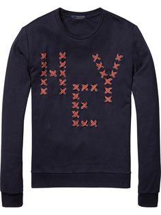 Men Mountaineer's Sweatshirt