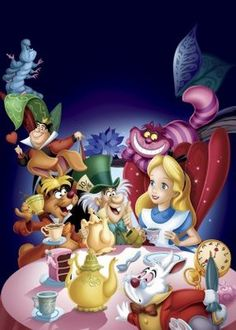 Alice in Wonderland (1951) movie #poster, #tshirt, #mousepad, #movieposters2