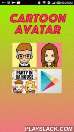 Cartoon Image Creator PRO  Android App - playslack.com ,  Cartoon Avatar Creator , FREE design your very own personalized avatar for your phone or tablet. DIY the custom Cartoon Image for you and your friends!Cartoon Image Creator brings the the cool and cute customed cartoon avatar to your mobile device!It contains stickers divided in different categories like:- clothes and background : 300+ cool and cute clothes and background for your personalized avatar- Eyes and glasses: Contains many…