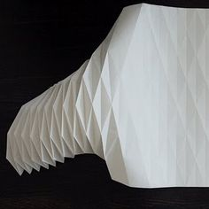 how to fold a lamp