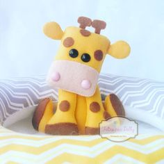 Guirlanda Maternidade Girafinha