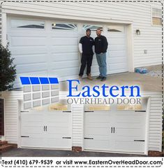 TRUST Eastern Overhead Door Only To Fix Your Broken Or Old Garage Door  Openers In Middle