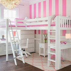 Hosting family over the Holidays? This kid's bedroom by @MaxtrixKidsFurniture is ideal for sleeping two! Plus the space underneath is great for studies & storage. Well done Maxtrix! See more at @MaxtrixKidsFurniture by the_real_houses_of_ig