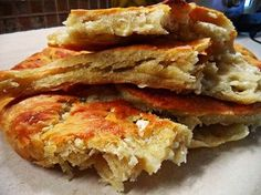 Healthy Greek Recipes, Pureed Food Recipes, Sweets Recipes, Greek Desserts, Greek Appetizers, Pastry Recipes, Cooking Recipes, Feta, Cyprus Food