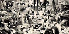 McBess es un fantástico ilustrador francés