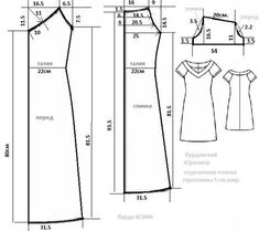 Jersey dress pattern - try spaghetti straps Dress Sewing Patterns, Sewing Patterns Free, Sewing Tutorials, Clothing Patterns, Pattern Dress, Top Pattern, Free Pattern, Sewing Projects, Diy Clothing