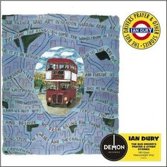 Ian Dury And The Blockheads - The Bus Driver's Prayer & Other Stories on Limited Edition Import LP