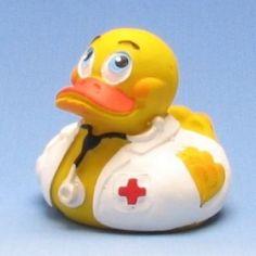 Badeente Doctor Duck