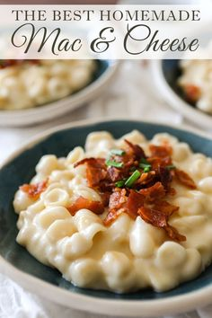 This is the creamiest, best Mac and Cheese recipe you will ever make! Developed as a Panera Copycat Mac and Cheese recipe this simple homemade Mac and Cheese will be a family meal everyone will love. This easy Mac and Cheese is a 30 minute meal and perfect pasta recipe and easy dinner idea. Find the full recipe for the best homemade Mac and Cheese at Sugar Maple Farmhouse #homemademacandcheese #easymacandcheese #macandcheeserecipe #pasta #shellsandcheese #easydinnerideas #familydinnerideas Best Homemade Mac And Cheese Recipe, Easy Mac And Cheese, Macaroni And Cheese, Creamiest Mac And Cheese, Cheese Recipes, Veggie Recipes, Indian Food Recipes, Ethnic Recipes, Delicious Dinner Recipes