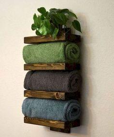 Exhibición de toallas / almacenamiento - #almacenamiento #de #Exhibición #toallas