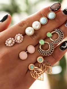 Fashion Jewelry Stylish Lotus Pendant Multicolor Bead Chain Bracelets Beach Anklet Women Jewelry Unequal In Performance