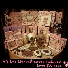 My Les Merveilleuses Laduree