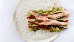 Laksewrap, Fotograf: Esten Borgos Recipies, Tacos, Dinner Recipes, Mexican, Ethnic Recipes, Food, Recipes, Rezepte, Essen
