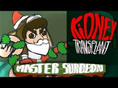 ▶ Master Surgeon - Kidney Transplant - By Scribble Netty :D - YouTube