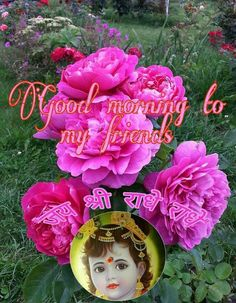 Good Morning Love Messages, Good Morning All, Good Morning Wishes, Beautiful Morning, Radha Krishna Love, Lord Krishna, Dil Se, Morning Images, Down Hairstyles