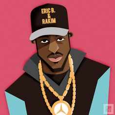 Rakim - The Best Rapper Alive, Every Year Since 1979 | Complex
