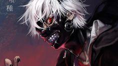 Tokyo Ghoul Anime Ken Kaneki