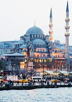 Turkish Delights: Palaces, Mosques and Bazaars you can't miss in Istanbul.