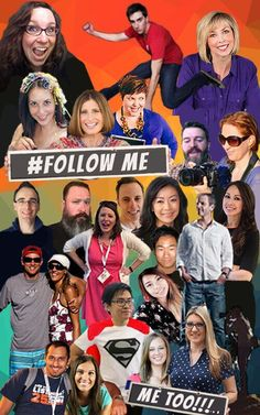 26 CRAZZZY Talented Visual Marketing Pros You Need to Follow (like RIGHT NOW!)