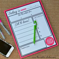 Hey, I found this really awesome Etsy listing at https://www.etsy.com/listing/215175249/personalized-85-x-11-day-planner