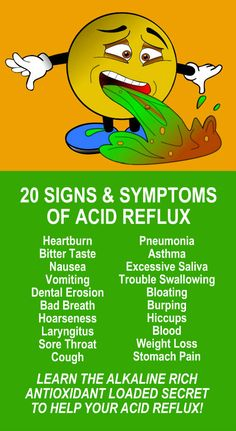 20 Signs & Symptoms Of Acid Reflux. Learn the acid reflux healing qualities of alkaline rich Kangen Water; the hydrogen rich, antioxidant loaded, ionized water that neutralizes free radicals that cause oxidative stress which can lead to a variety of health issues. Change your water, change your life. LEARN MORE #AcidReflux #Signs #Symptoms