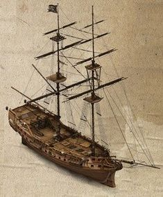 Ships - Basic info - Strategy Guide - Assassin's Creed IV: Black Flag free video game guide and walkthrough. Flag Game, Sky Adventure, Golden Age Of Piracy, Assassins Creed Black Flag, Pirate Maps, Model Ship Building, Dungeons And Dragons Homebrew, Wooden Ship, Game Guide