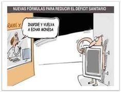 Enlace permanente de imagen incrustada Humor Grafico, Photo And Video, Phone, Funny, Formulas, Madrid, Smile, Coins, Pharmacist Humor