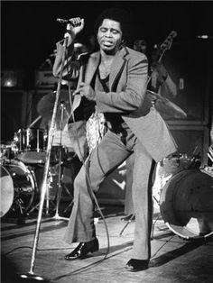 King of Soul....Mr. James Brown