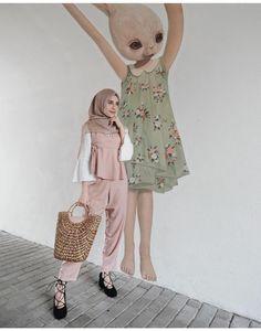 18 ideas fashion hijab gemuk for 2019 – Hijab Fashion 2020 Modest Fashion Hijab, Modern Hijab Fashion, Casual Hijab Outfit, Hijab Fashion Inspiration, Hijab Chic, Muslim Fashion, Trendy Fashion, Womens Fashion, Fashion 2020