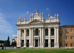 Papieska Arcybazylika Najświętszego Zbawiciela, św. Jana Chrzciciela i św. Jana Ewangelisty na Lateranie