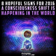 8 Hopeful Signs For 2016 | A Consciousness Shift Is Happening in the World | Stillness in the Storm