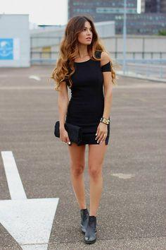 Love it.  Little black dress