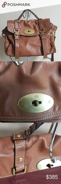 26366570ff Mulberry Alexa medium size Used but in good condition🙂 Mulberry Bags  Satchels