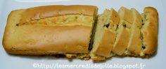 Les Mercredis de Julie : Cake à la glace Ben & Jerry's