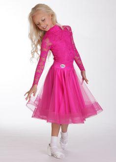 Zeta Ballroom Skirt