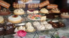 Pastry shop in Asti