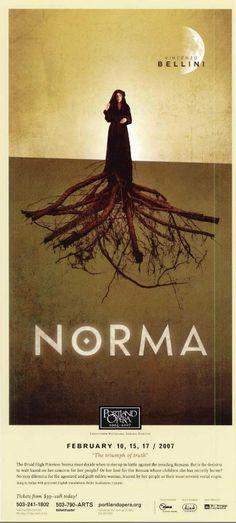 Norma - Bellini - Portland Opera