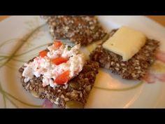 Healthy Seed & Nut Crispbread Cracker Recipe (Gluten Free) | eHow