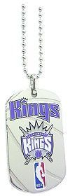 Sacramento Kings Sport Dog Tagz