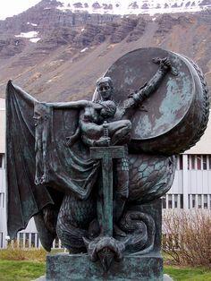 Ísafjörður #Iceland