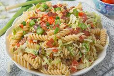 BLT Pasta Salad Recipe - Food.com