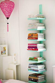 Kids Book Storage   House