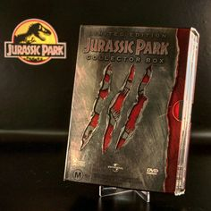 Jurassic Park Limited Edition Collector Box
