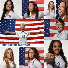us women's national soccer team 2014 - Google Search