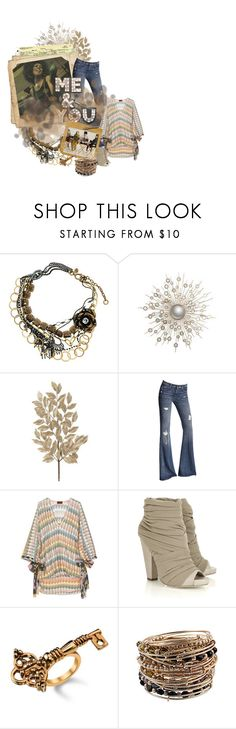 """dedicated to the one i love."" by erizabeff ❤ liked on Polyvore featuring Juicy Couture, Home Decorators Collection, Laurèl, Plane, Børn, 7 For All Mankind, Missoni, Givenchy, Tag and House of Harlow 1960"