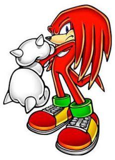 Knuckles the Echidna (Sonic Adventure 2 Battle) Sonic The Hedgehog, Shadow The Hedgehog, Hedgehog Birthday, Sonic Birthday, Dbz, Goku, Sonic Adventure 2, Sonic Dash, Sonic Underground